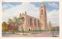 chr001050 - Churches Vintage Postcard