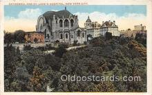 chr001059 - Churches Vintage Postcard