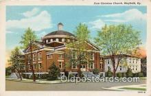 chr001065 - Churches Vintage Postcard