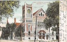 chr001066 - Churches Vintage Postcard