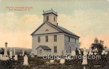 Old Fort Herkimer Church