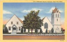 chr001068 - Churches Vintage Postcard