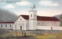 chr001093 - Churches Vintage Postcard