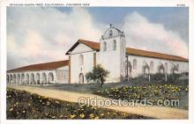 Mission Santa Inez, 1804