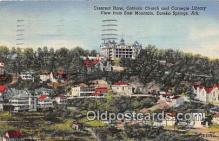 chr001107 - Churches Vintage Postcard