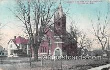 chr001108 - Churches Vintage Postcard