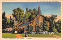 chr001113 - Churches Vintage Postcard