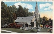 chr001118 - Churches Vintage Postcard
