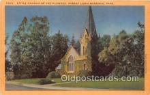 chr001120 - Churches Vintage Postcard