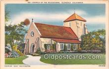 chr001122 - Churches Vintage Postcard