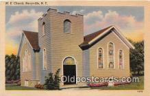 chr001128 - Churches Vintage Postcard