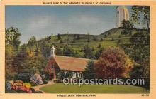 chr001139 - Churches Vintage Postcard