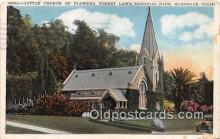 chr001140 - Churches Vintage Postcard