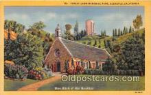 chr001144 - Churches Vintage Postcard