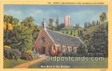 chr001146 - Churches Vintage Postcard