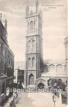 chr001148 - Churches Vintage Postcard