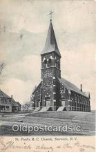 chr001162 - Churches Vintage Postcard