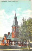 chr001173 - Churches Vintage Postcard
