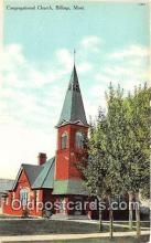 chr001174 - Churches Vintage Postcard