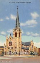 chr001181 - Churches Vintage Postcard