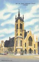 chr001182 - Churches Vintage Postcard