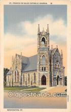 chr001190 - Churches Vintage Postcard
