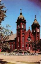 chr001204 - Churches Vintage Postcard