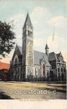 chr001206 - Churches Vintage Postcard