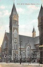 chr001209 - Churches Vintage Postcard