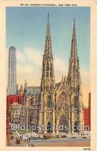 chr001226 - Churches Vintage Postcard