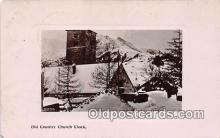 chr001237 - Churches Vintage Postcard