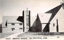 chr001242 - Churches Vintage Postcard