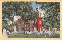 chr001256 - Churches Vintage Postcard