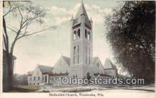 chr001258 - Churches Vintage Postcard