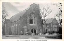 chr001259 - Churches Vintage Postcard