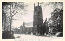 chr001269 - Churches Vintage Postcard