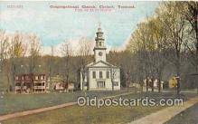 chr001277 - Churches Vintage Postcard