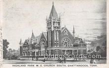 chr001278 - Churches Vintage Postcard