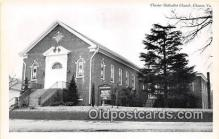 chr001283 - Churches Vintage Postcard
