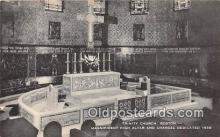 chr001294 - Churches Vintage Postcard