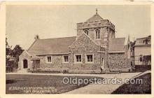 chr001295 - Churches Vintage Postcard