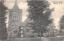 chr001303 - Churches Vintage Postcard