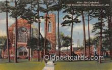 chr001308 - Churches Vintage Postcard