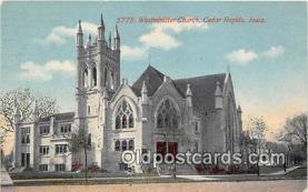 chr001316 - Churches Vintage Postcard