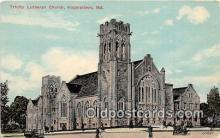 chr001327 - Churches Vintage Postcard