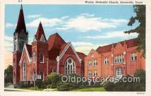 chr001333 - Churches Vintage Postcard