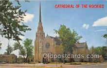 chr001336 - Churches Vintage Postcard