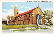 chr001339 - Churches Vintage Postcard