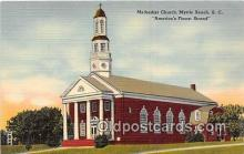 chr001342 - Churches Vintage Postcard