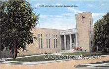 chr001343 - Churches Vintage Postcard